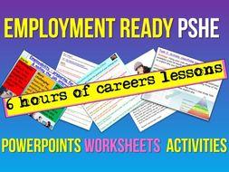 Careers PSHE