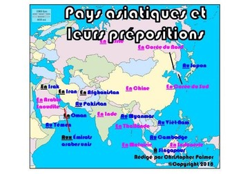 French: European and Asian countries and prepositions (Key Stage 3 on world map with countries, map of canada, map of taiwan, map of israel, map of africa, map of ukraine, map of middle east, map of world countries, map of thailand, map of united states, map of european, map of alaska, map of mediterranean countries, map of eastern countries, map of norway, map of europe, map of asia, map of cambodia,