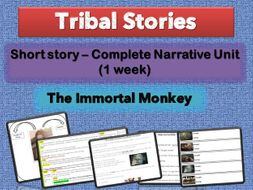Fiction Revision week   - Tribal stories