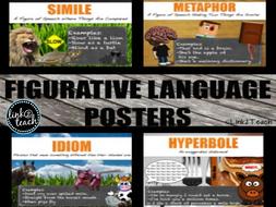 Figurative Language Posters Using Memes