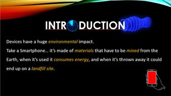 Year-10---Impact-of-technology-on-the-environment---Lesson-Plan.docx
