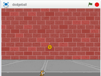 Dodge Ball Scratch Game Instructions - Coding