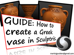 3D Sketchup Guides Bundle - Roman, Greek, Anglo-Saxon and Modern France