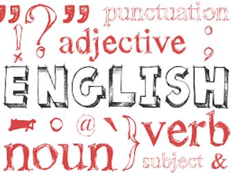 A Level English Language  - Frameworks SOW