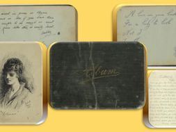 WW1 Autograph book 1918 History Resource