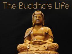 The Buddha's life