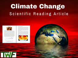Climate Change Reading