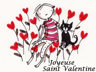 FRENCH ~ LA SAINT VALENTINE ~ BUNDLE