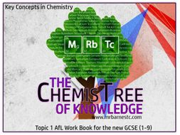 GCSE Combined Science 1-9 - Chemistry Key Concepts AfL Work Book