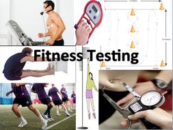 Fitness testing / BTEC SPORT Unit 1 / GCSE PE
