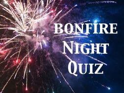 Bonfire Night Quiz