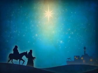 Christmas nativity play KS1 and KS2
