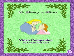 La Bella y la Bestia - Beauty and the Beast Video Companion exercises