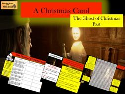 A Christmas Carol Stave 2: The Ghost of Christmas Past