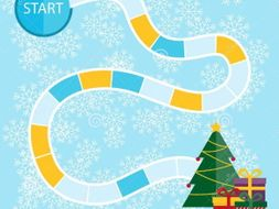 FRENCH - CHRISTMAS - Le Noël - Board Games