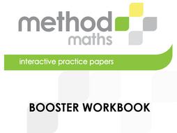 Method Maths KS2 SATS Booster Packs