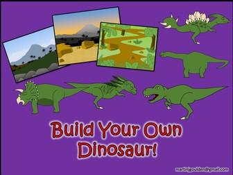 Dinosaur - Build your own