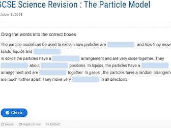 Chemistry Revision GCSE