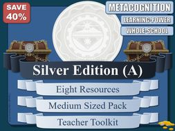 Metacognition Toolkit (Silver) [A]