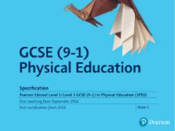 Edexcel GCSE PE - Component 1: Physical Training (Lesson Resources)