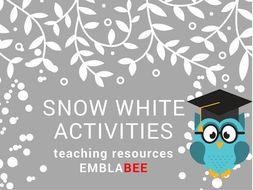 Snow White Lesson Pack Set A