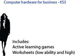 Computer and computing hardware  - KS3
