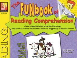 FUNbook of Reading Comprehension