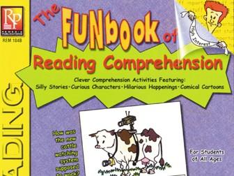 FUNbook of Reading Comprehension