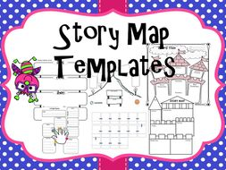 Story Map Templates by ventori - Teaching Resources - Tes