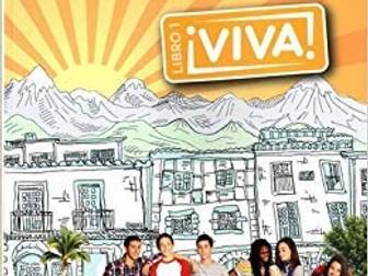 Year 7 Spanish - Whole Lesson - Viva 1- Module 2 - Week 4 - Lesson 2 - P.36-37 - Sports