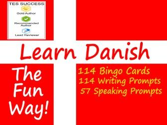 Fun Way To Learn Danish Bundle