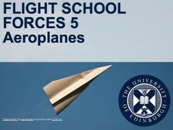 Flight School Forces: Aeroplane