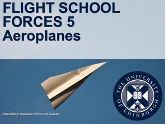 Flight School Forces: Aeroplane