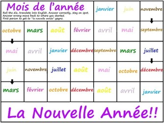 how to say the days of the week in french