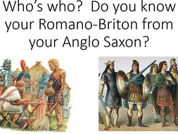 How different was Anglo Saxon Britain from Roman Britain - a comparison of two peoples.