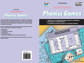 Phonics Games US - Fun Board Games For Consolidating Phonics Skills