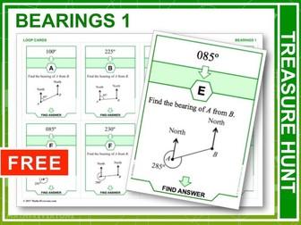 Bearings 1 (Treasure Hunt)