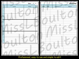 Teacher Planner.pptx