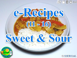 25. Sweet & Sour (e-Recipe)
