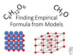 Empirical Formula from Models