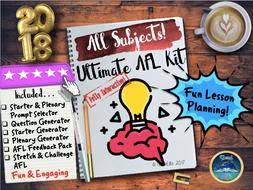 Back To School : Back To School  AFL / AFL Kit
