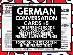 GERMAN SPEAKING PROMPTS CARDS 5