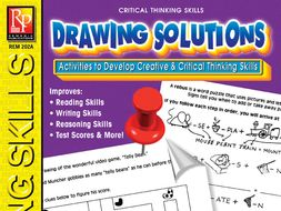Drawing Solutions: Critical Thinking Skills