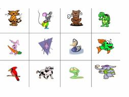 BUNDLE  match-up cards key topics
