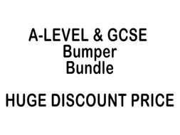 A-level and GCSE Art Bundle