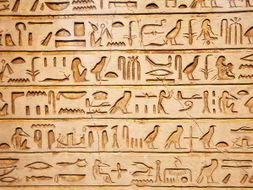 Image result for ancient egyptian hieroglyphics