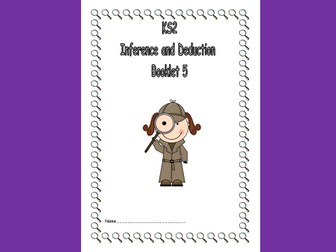 KS2 Inference and Deduction Booklet 5