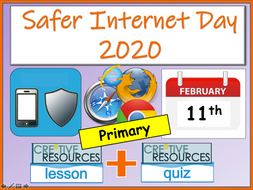 Safer Internet Day - 2020 #FreeToBe