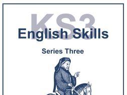 KS3 English Skills Series Three Resource Pack Sample Pages