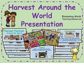 Harvest Around the World Presentation